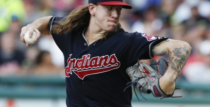 Clevinger Ron Schwane Getty Images