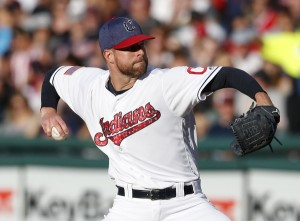 Kluber - Ron Schwane/Getty Images