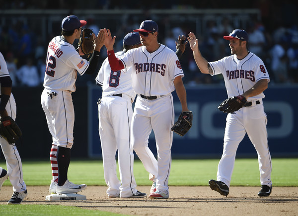 Indians Hoping for Some Fireworks as Padres Make Rare Visit to Cleveland