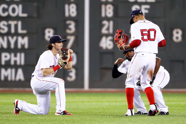 Indians Change Their Sox for a Big Battle in Boston