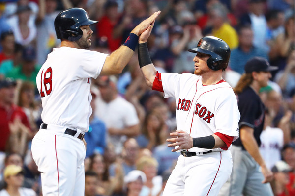 Tribe Tripped Up in July Finale in Boston; Red Sox 6, Indians 2