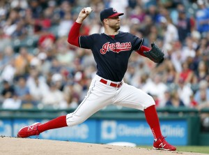 Kluber - David Maxwell/Getty Images