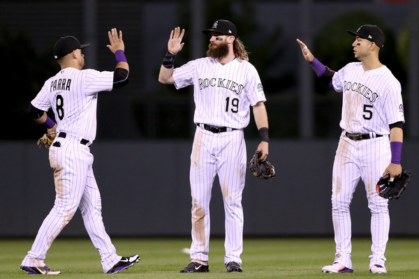 Rockies Return to Cleveland in Reunion with Indians