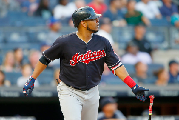 Encarnacion Powering Tribe Lineup as Expected