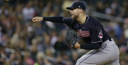 Kluber Duane Burleson Getty Images