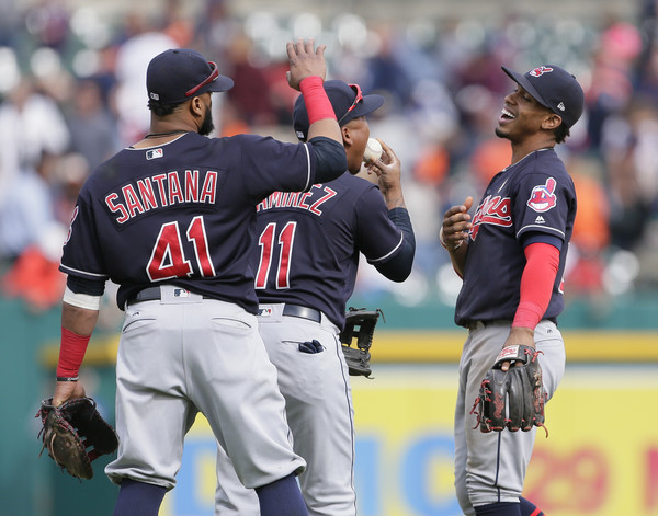 Bullpen Clings to Win After Lindor's Go-Ahead Single in Ninth; Indians 3, Tigers 2