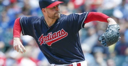 Kluber Ron Schwane Getty Images