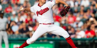 Bauer Throws Seven Scoreless, Only Stopped by Rain; Indians 6, White Sox 2