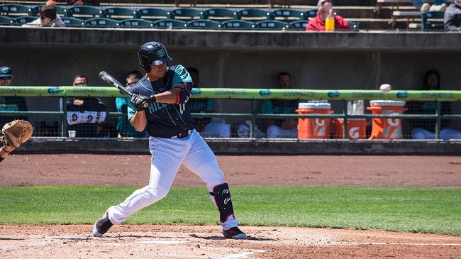 Lynchburg's Chu Claims Carolina League's Player of the Week