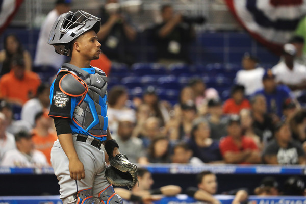 Mejia and Lovegrove Named to All-Star Futures Game