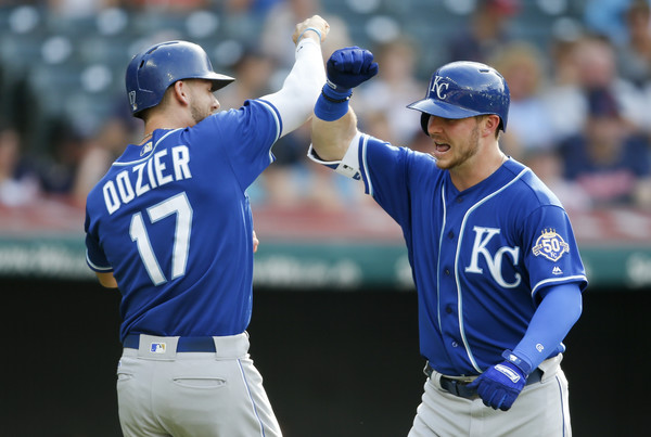 Royals Pummel Plutko and Bullpen with Four Bombs; Royals 5, Indians 1