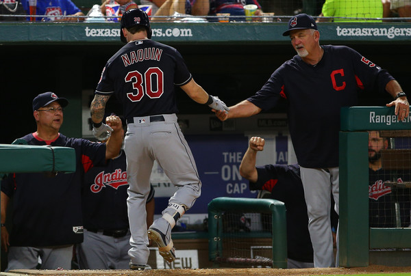Countdown to Indians' Opening Day – 30 – Tyler Naquin