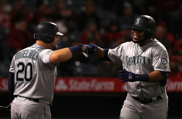Indians and Mariners Conclude Season Series in Cleveland
