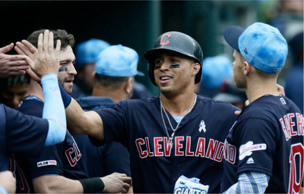 Indians Designate Leonys Martin for Assignment