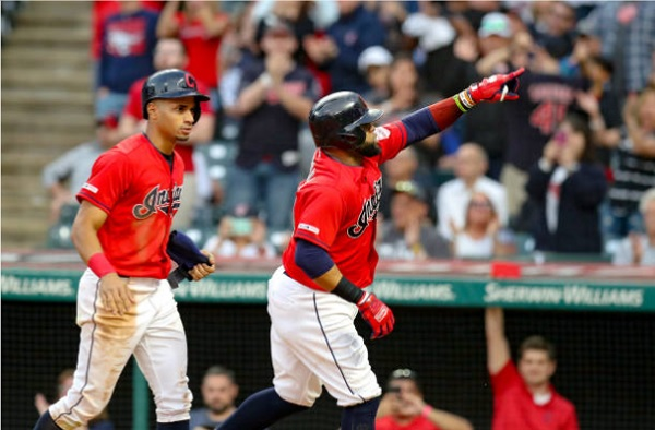 Five Unanswered Runs Earn Tribe and Plesac Win in Opener; Indians 5, Yankees 2