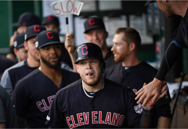 Perez's Big Day at the Park Sparks Tribe to Win; Indians 4, Royals 0