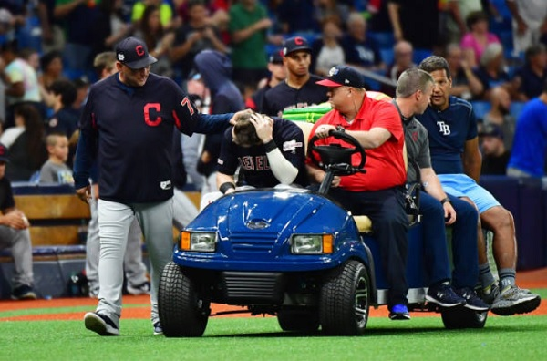 Naquin Out for Year with Torn ACL