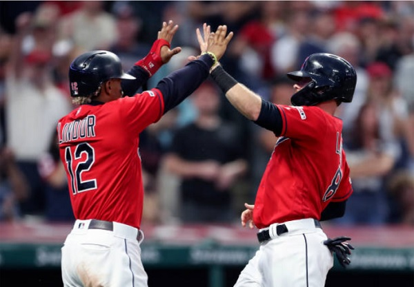Tribe Bats Come Back to Life in Rout of Sox; Indians 11, White Sox 3