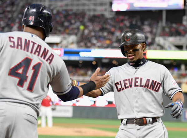 Tribe Scores Four in Eleventh to Stun Twins; Indians 6, Twins 2