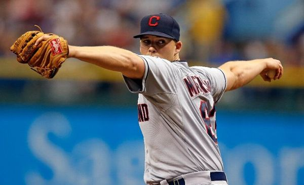 Indians Offense Awakens from Slumber in a Big Way; Indians 13, Rays 0