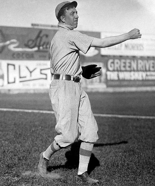 1908 Season Featured Two No-Hitters, Wild Finish