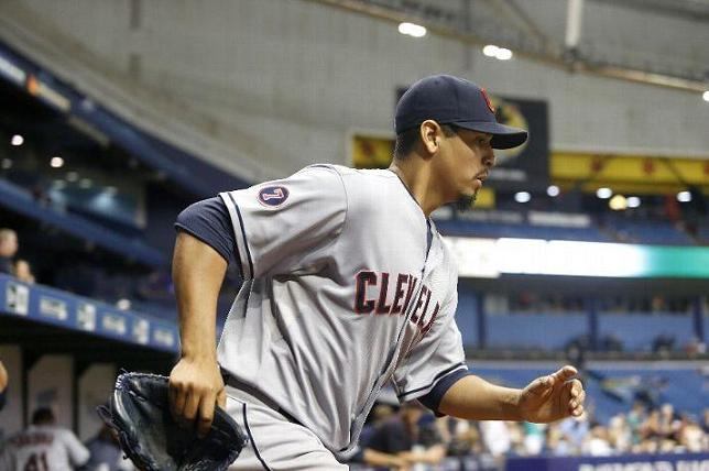 Countdown to Indians' Opening Day – 59: Carlos Carrasco