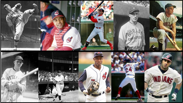 Cleveland's All-Time Opening Day Starting Lineup