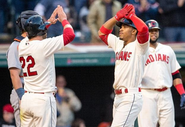 Tomlin and Lindor Continue Tribe's Dominance of Detroit; Indians 7, Tigers 3
