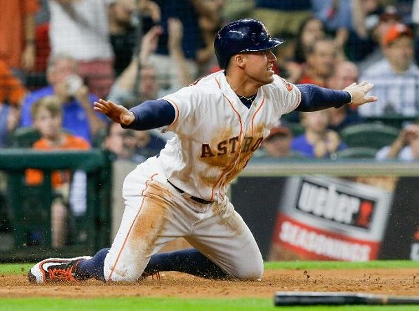 Kluber Chased in Third as Fiers Flies Past Tribe; Astros 7, Indians 1