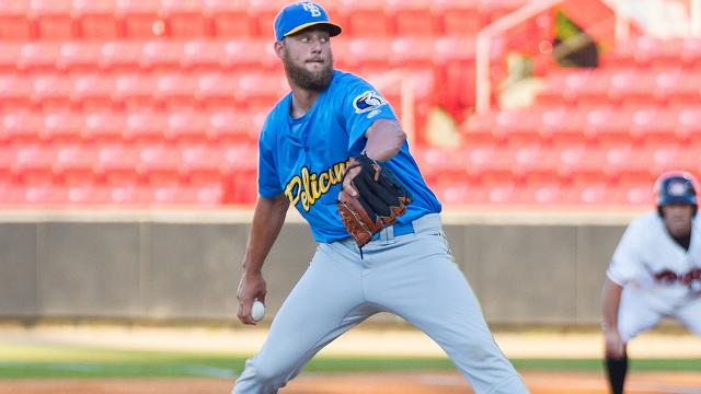 Hillcats Blanked as Season on Brink of its End; Pelicans 7, Hillcats 0