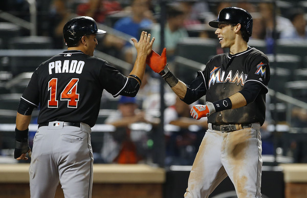 Indians Host Marlins This Weekend for the First Time Since 2012