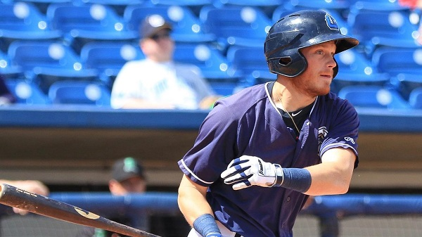 Captains' Capel Named Midwest League Player of the Week
