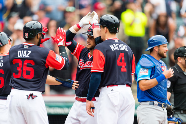 Indians Complete Third Straight Shutout in Royal Rout; Indians 12, Royals 0