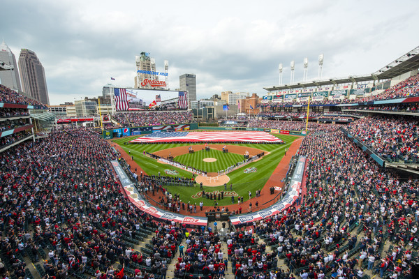 Indians' Home Opener Tickets Sold Out