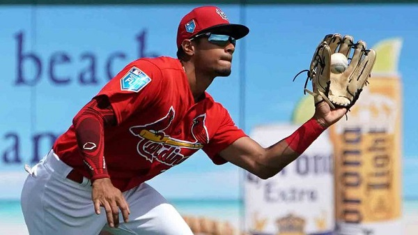 Indians Pick Up Outfielder Mercado from Cardinals for Outfield Prospect Pair