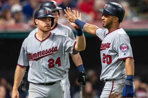 Allen Falters Again as Twins Rally Back in Seventh; Twins 4, Indians 3