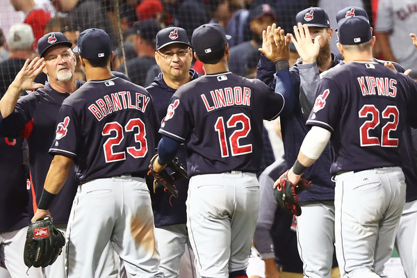 Bieber Beats Boston as Sox Lose Rare Third Straight Game; Indians 6, Red Sox 3