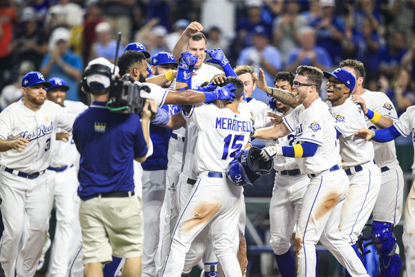 Tribe Wraps Up Homestand with Royals' Final Visit of Year to Cleveland