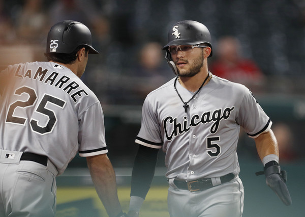 Sox Avoid Sweep with Extra Inning Victory Over Tribe; White Sox 5, Indians 4