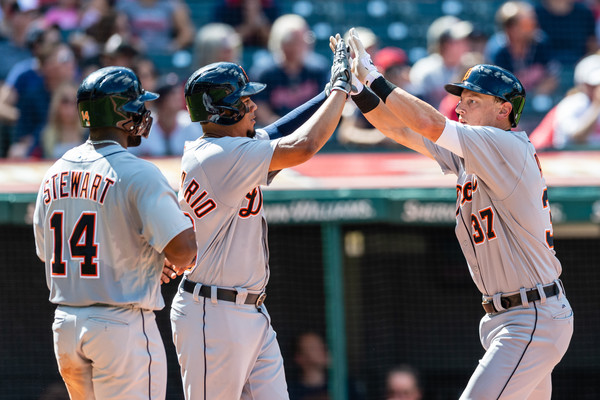 Skeleton Crew Rally Falls Short as Tigers Hold Off Tribe Late; Tigers 6, Indians 4
