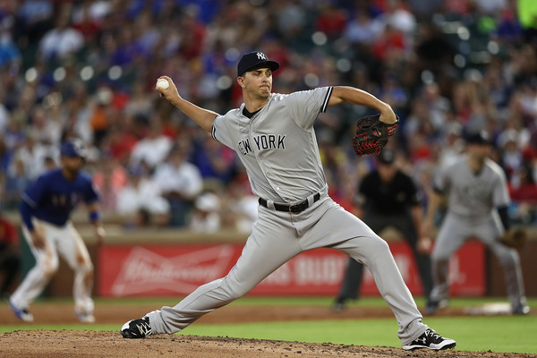 Tribe Claims Pitcher Cole on Waivers from Yankees