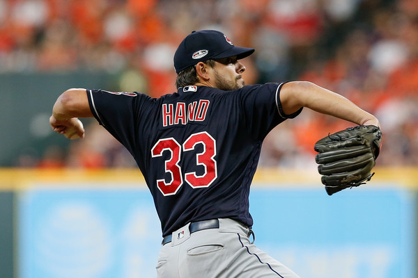 Countdown to Indians' Opening Day – 33 – Brad Hand
