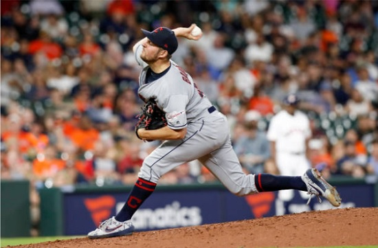 Bauer Outduels Cole in Game Decided by Homers; Indians 2, Astros 1