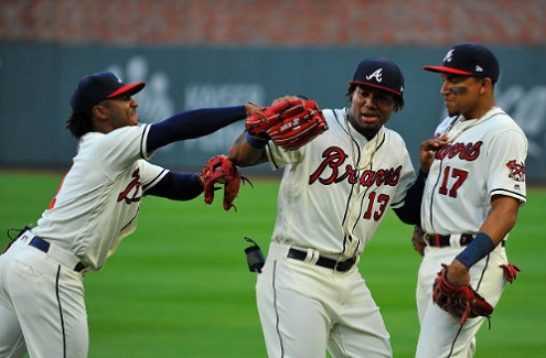 Braves Come to Cleveland for Second Time Ever in Regular Season