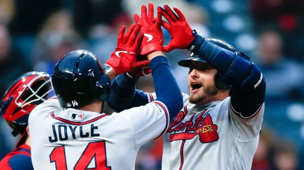 Braves Bash Bieber and Tribe to Claim Series Win; Braves 11, Indians 5