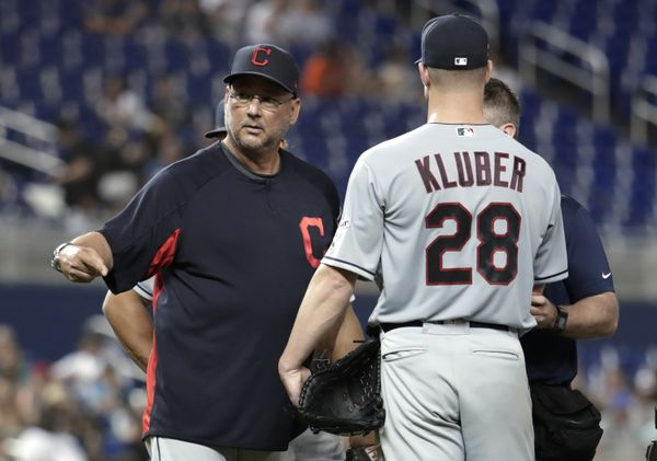 Casted Kluber Means Rotation Replacement Desperately Needed