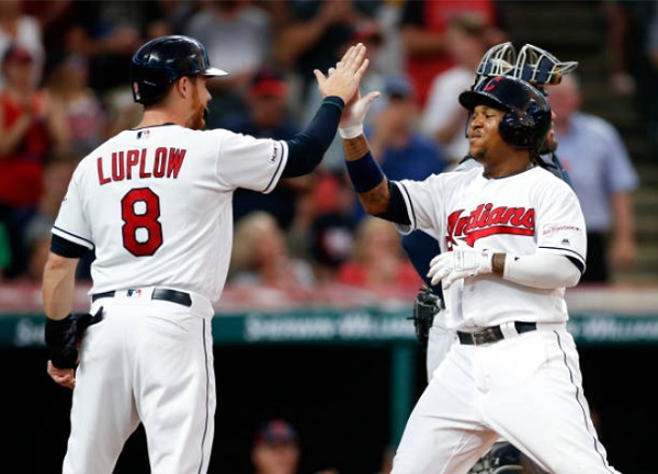 Ramirez's Two-Run Shot Completes Tribe's Sweep of Tigers; Indians 6, Tigers 3