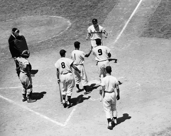 Tribe Stars Shined in Cleveland's 1954 All-Star Game