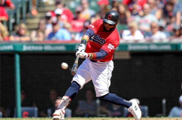 Santana's Homer in Seventh Helps Tribe Avoid Sweep; Indians 4, Twins 3