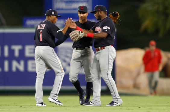 Tribe Completes Season Sweep of Halos; Indians 4, Angels 3